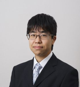 飯田 英和  大学院研究生